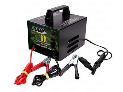 Carregador de Bateria Joga 6A