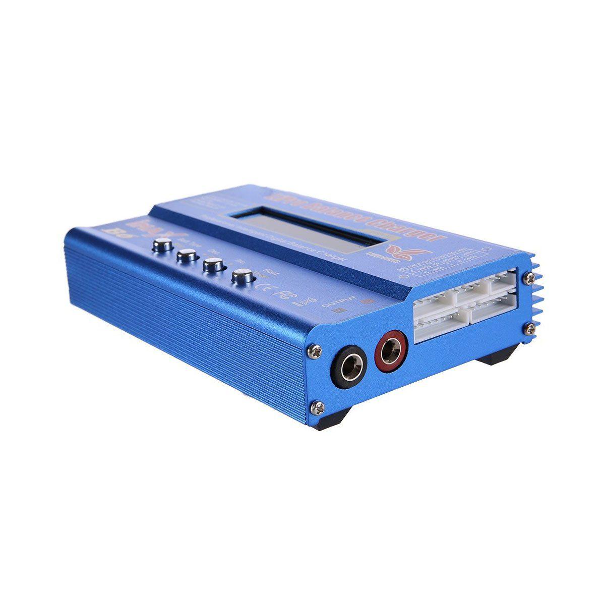 Carregador Balanceador para Baterias Imax B6 80w 12V