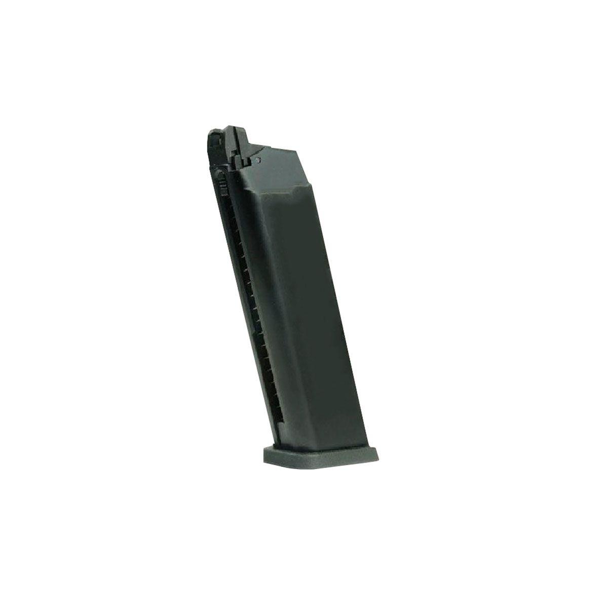 Carregador para WE G17/18 Green Gas 25 BBs 6mm