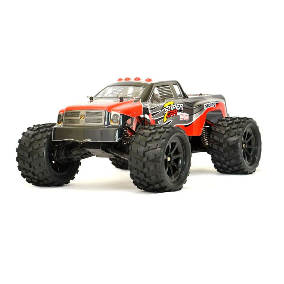 Carro De Controle WLToys Monster Truck 4x2 1/12 40km/h