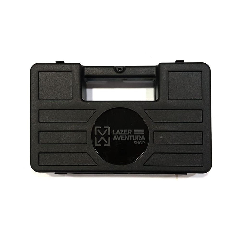 Case / Maleta Rígida Maleta Para Pistola Lazer e Aventura