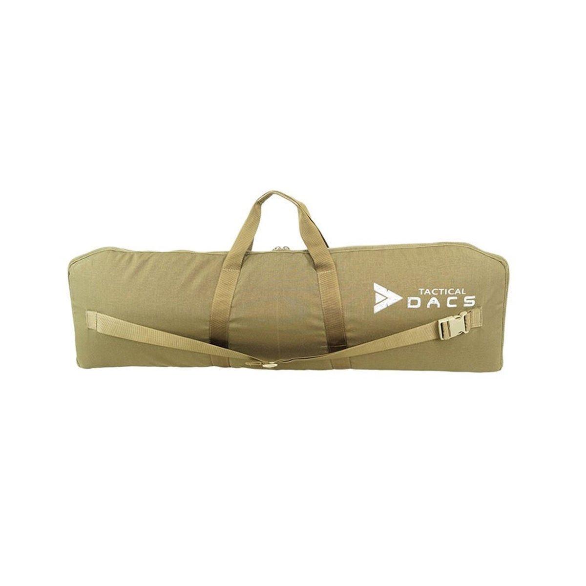 Case Tático Airsoft Dacs para Arma Longa 1,00m