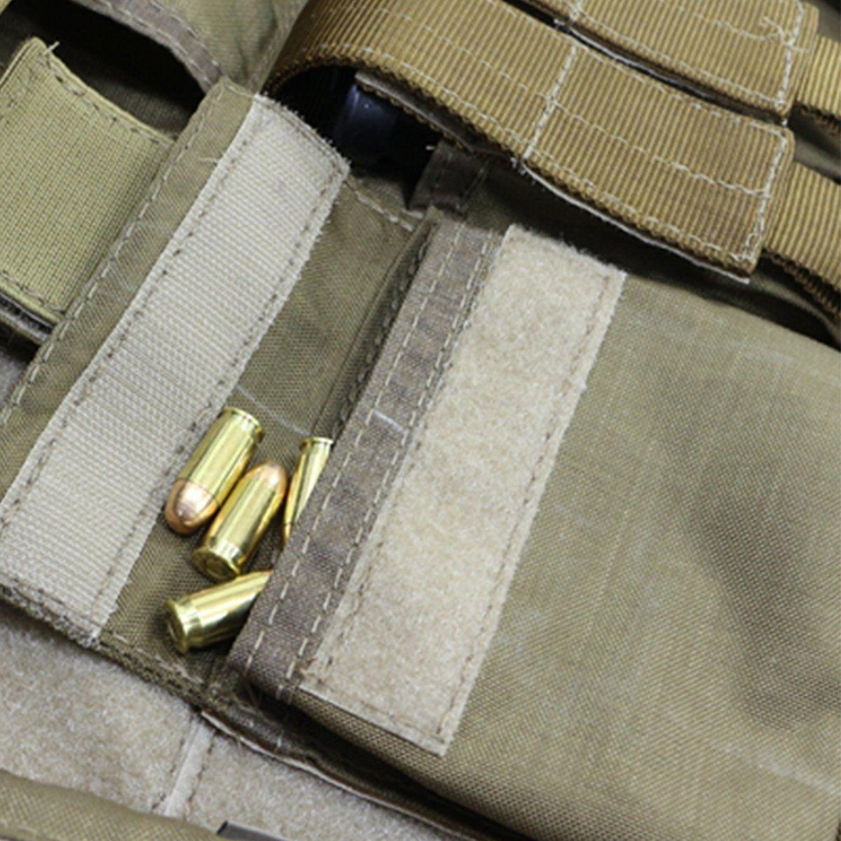 Case Tático Para Arma Curta em Cordura Dacs