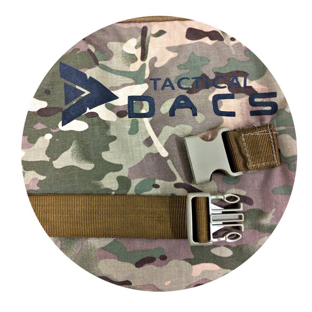 Case Tático para Arma em Cordura Dacs