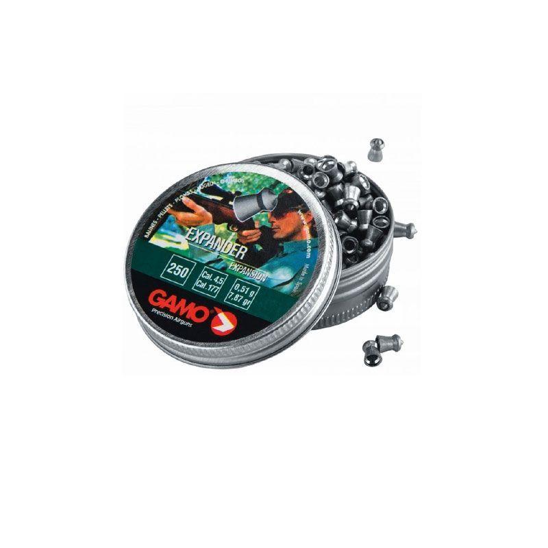 Chumbinho Gamo Expander - 250un - 4,5mm