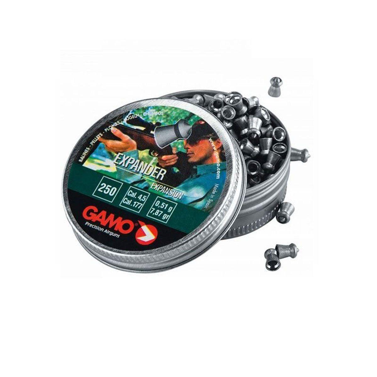 Chumbinho Gamo Expander - 250un - 5,5mm