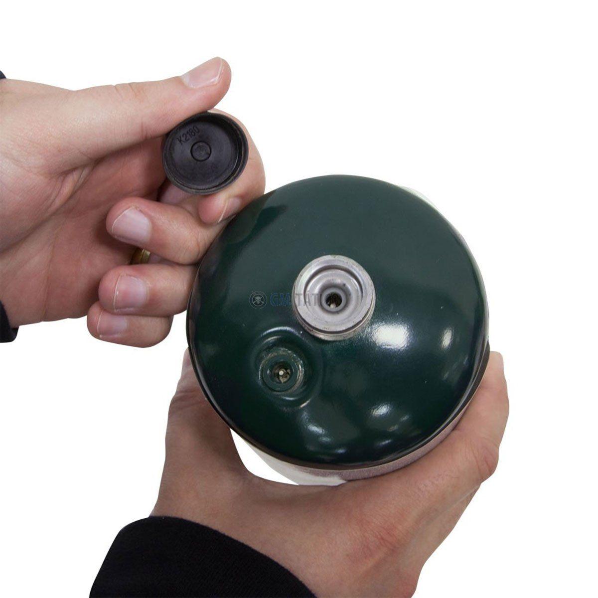 Cilindro de Gás Propano 465g Nautika