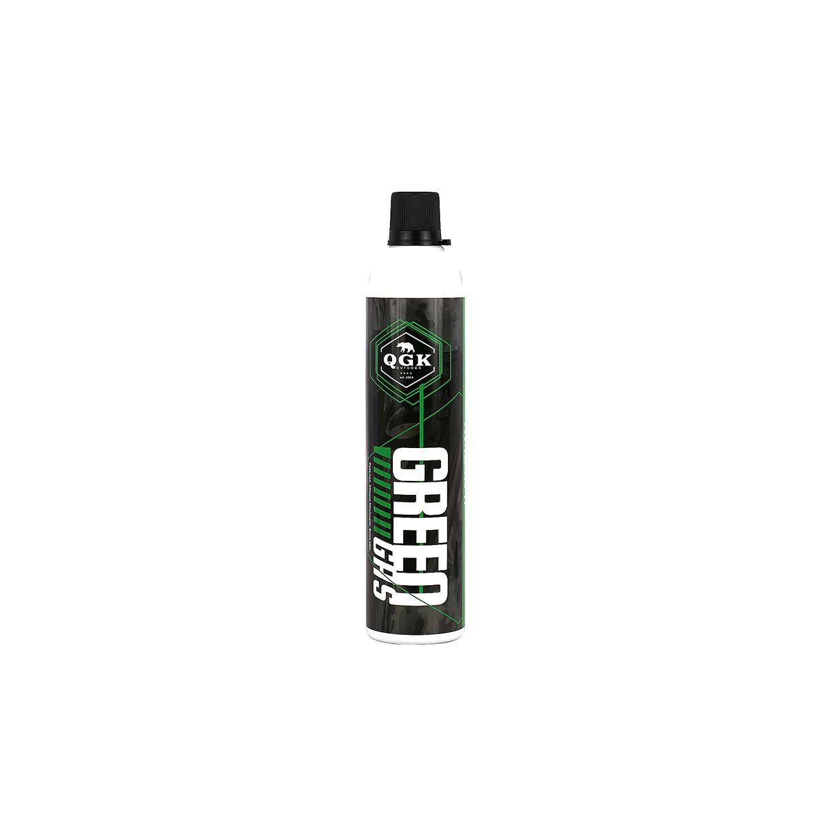 Cilindro Green Gás com Silicone QGK com Bico 600ml