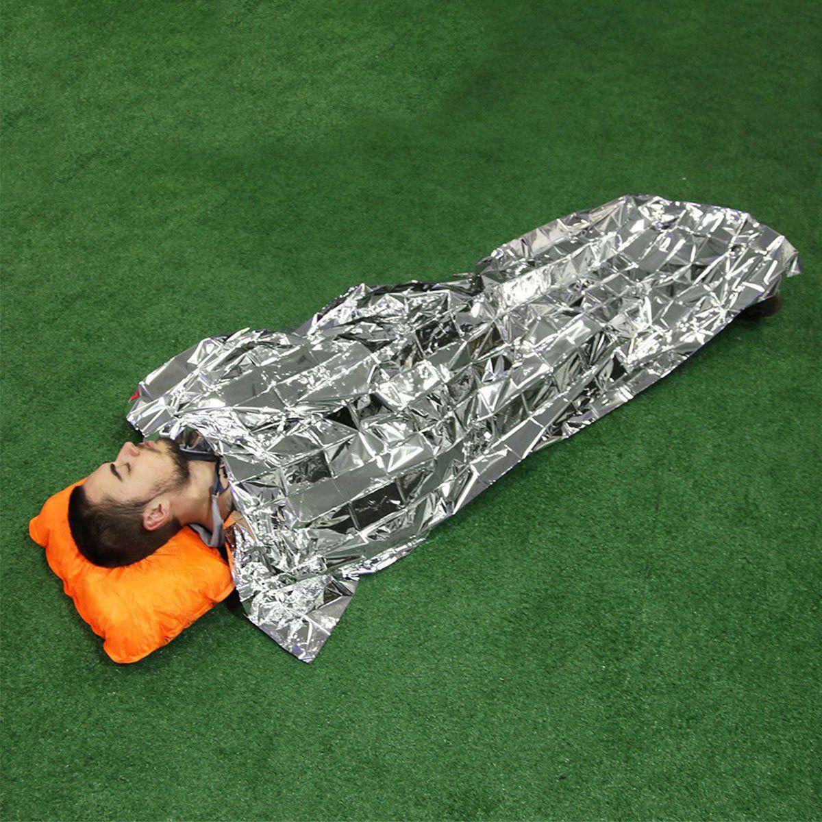 Cobertor de Emergência Azteq Vernon Única