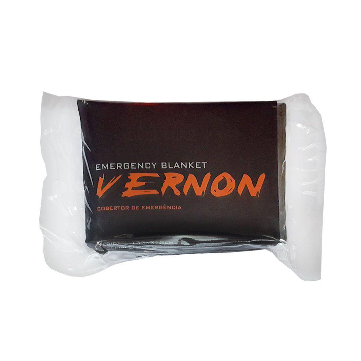 Cobertor de Emergência Vernon Azteq
