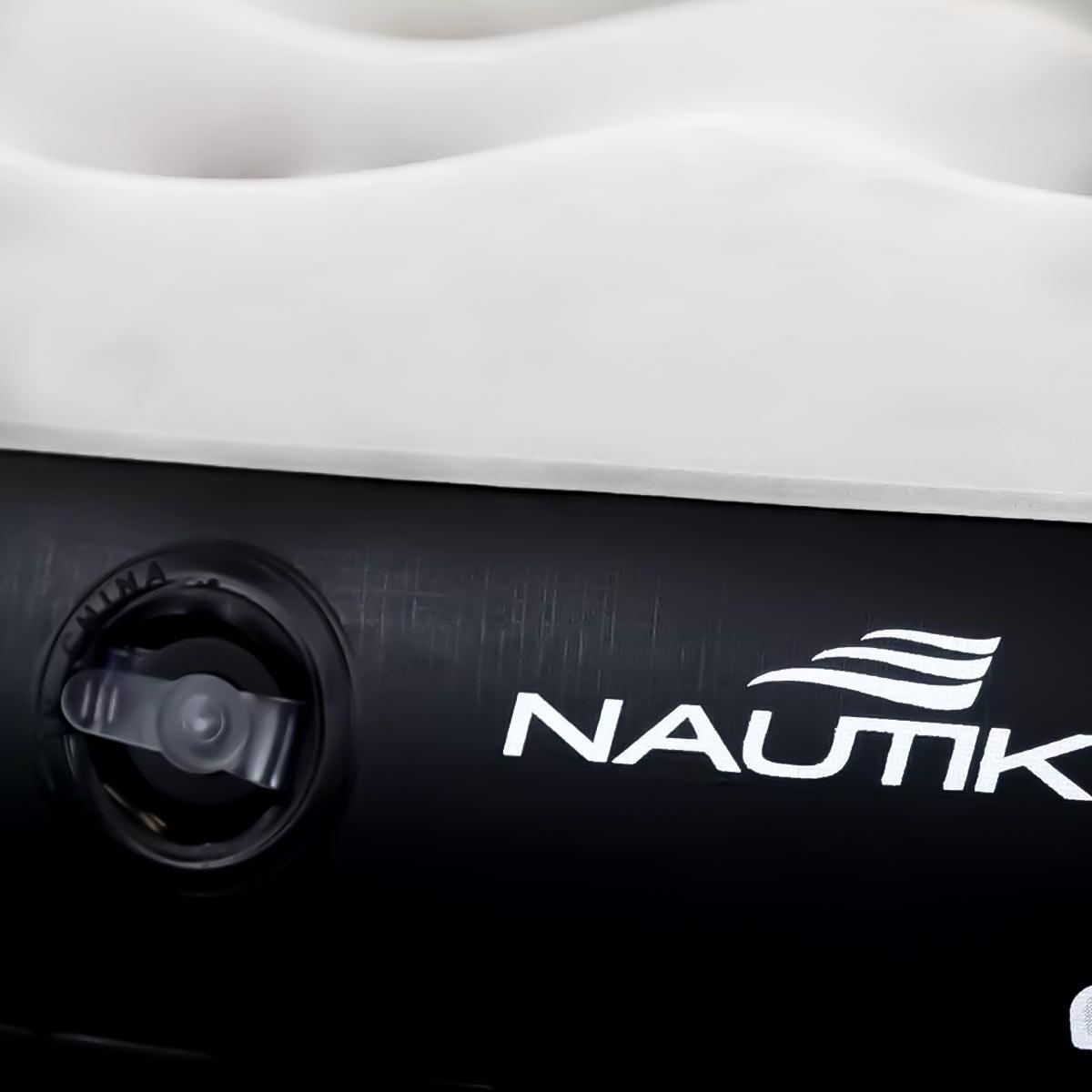 Colchão de solteiro inflável NTK Fit Ecologic