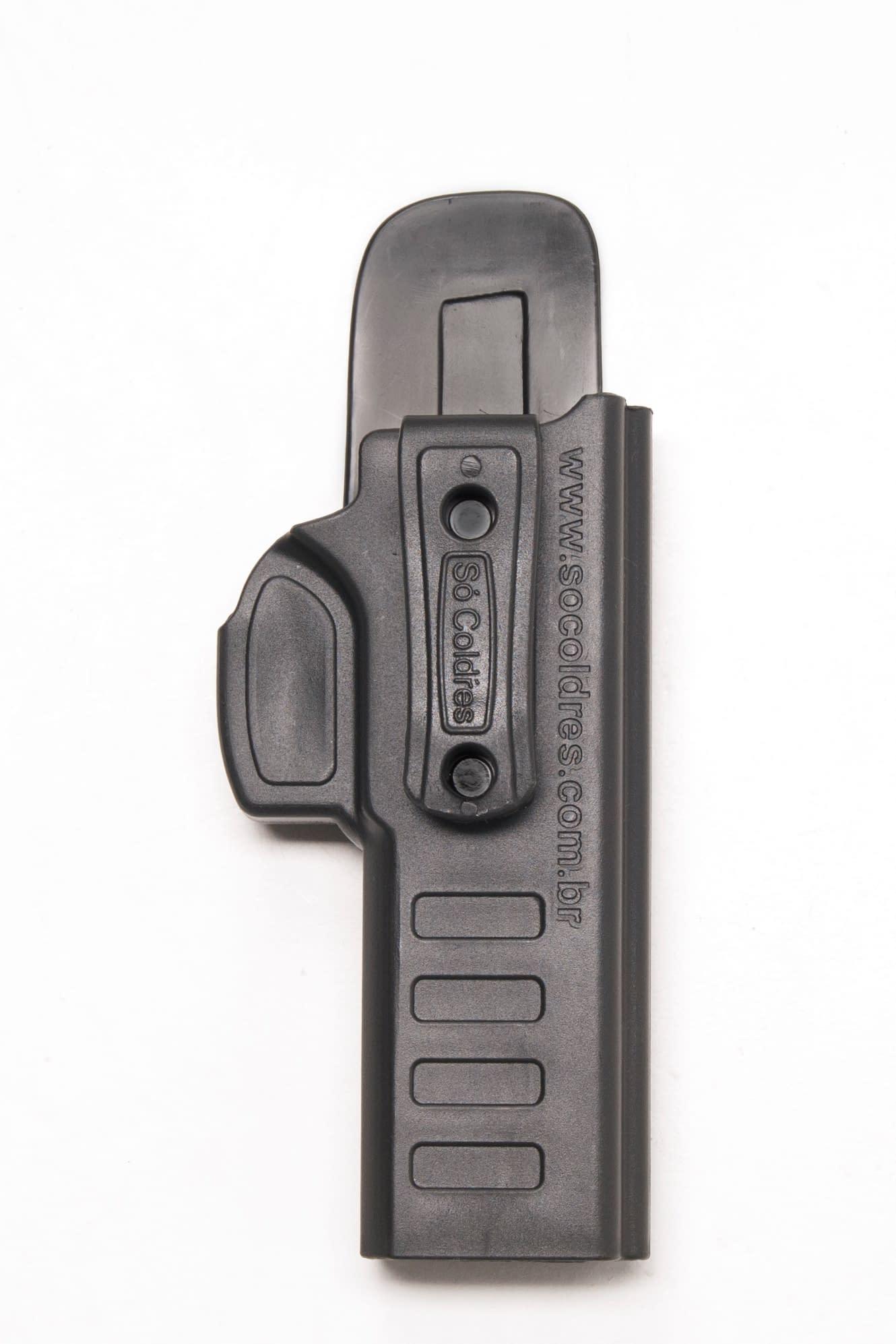 Coldre Velado Glock G17/22 GEN 4 (Destro) - Só Coldres