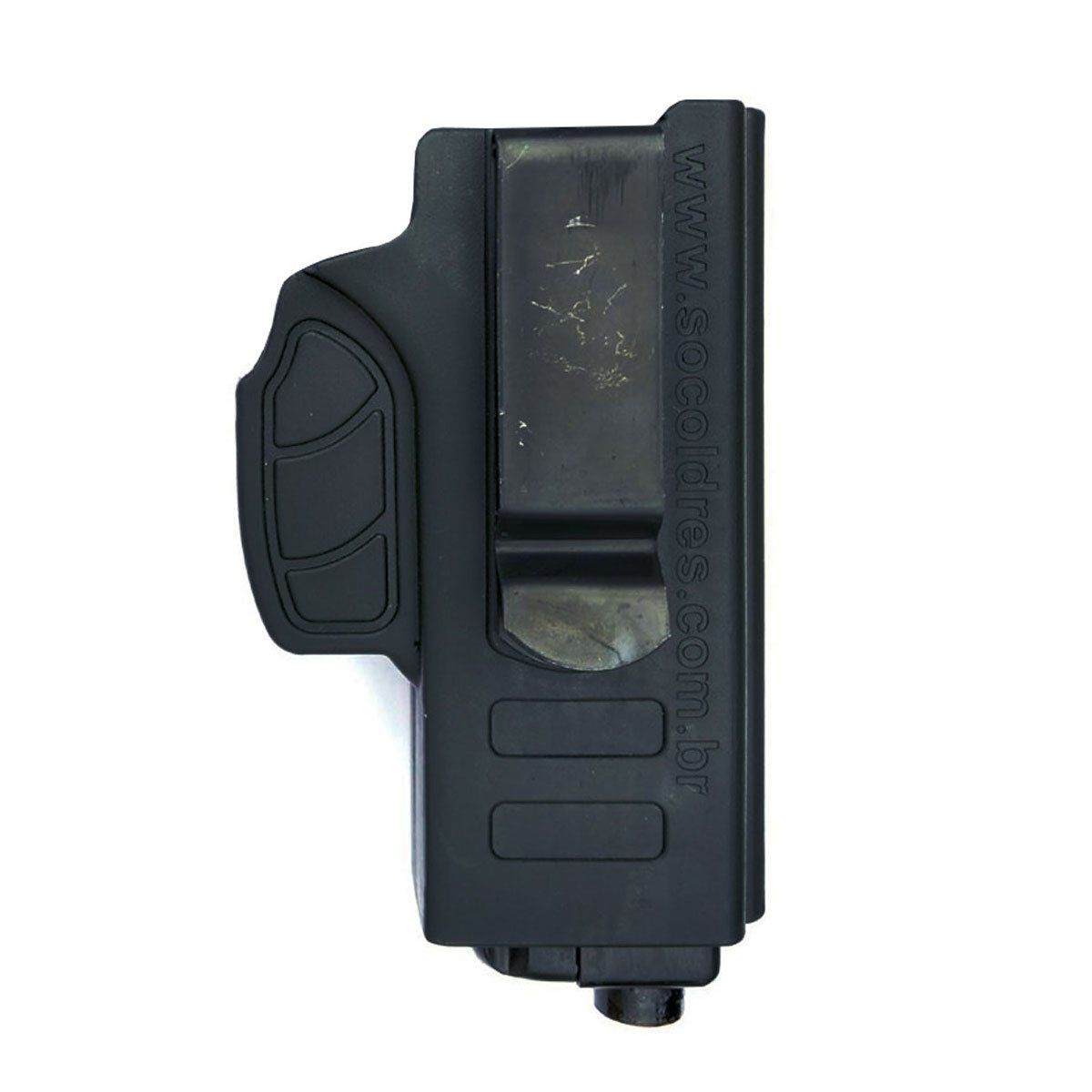 Coldre Velado Glock SC046D Destro