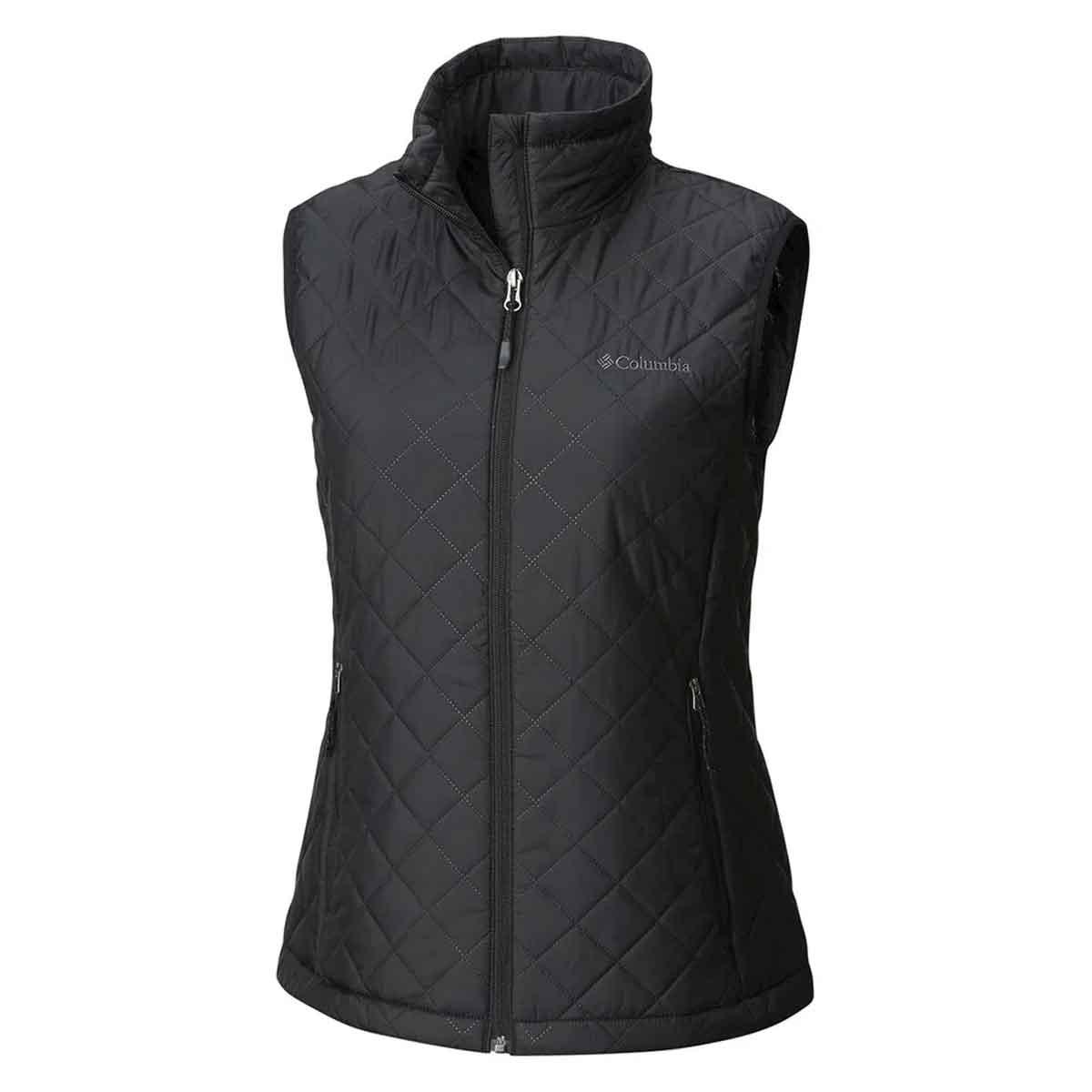 Colete Columbia Dualistic Vest Light Black