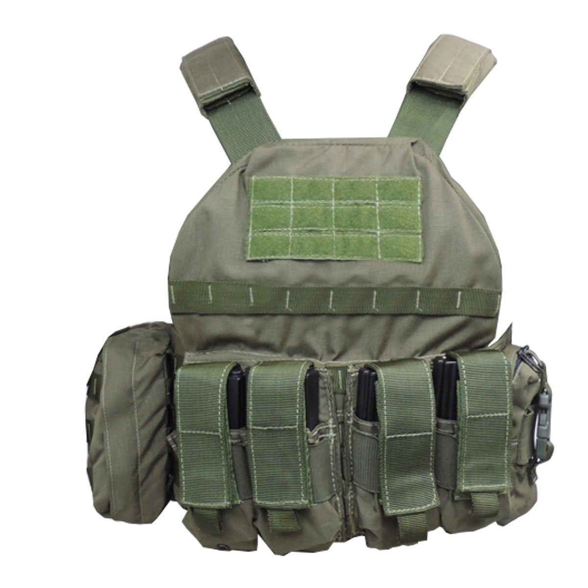 Colete Dacs Plate Carrier