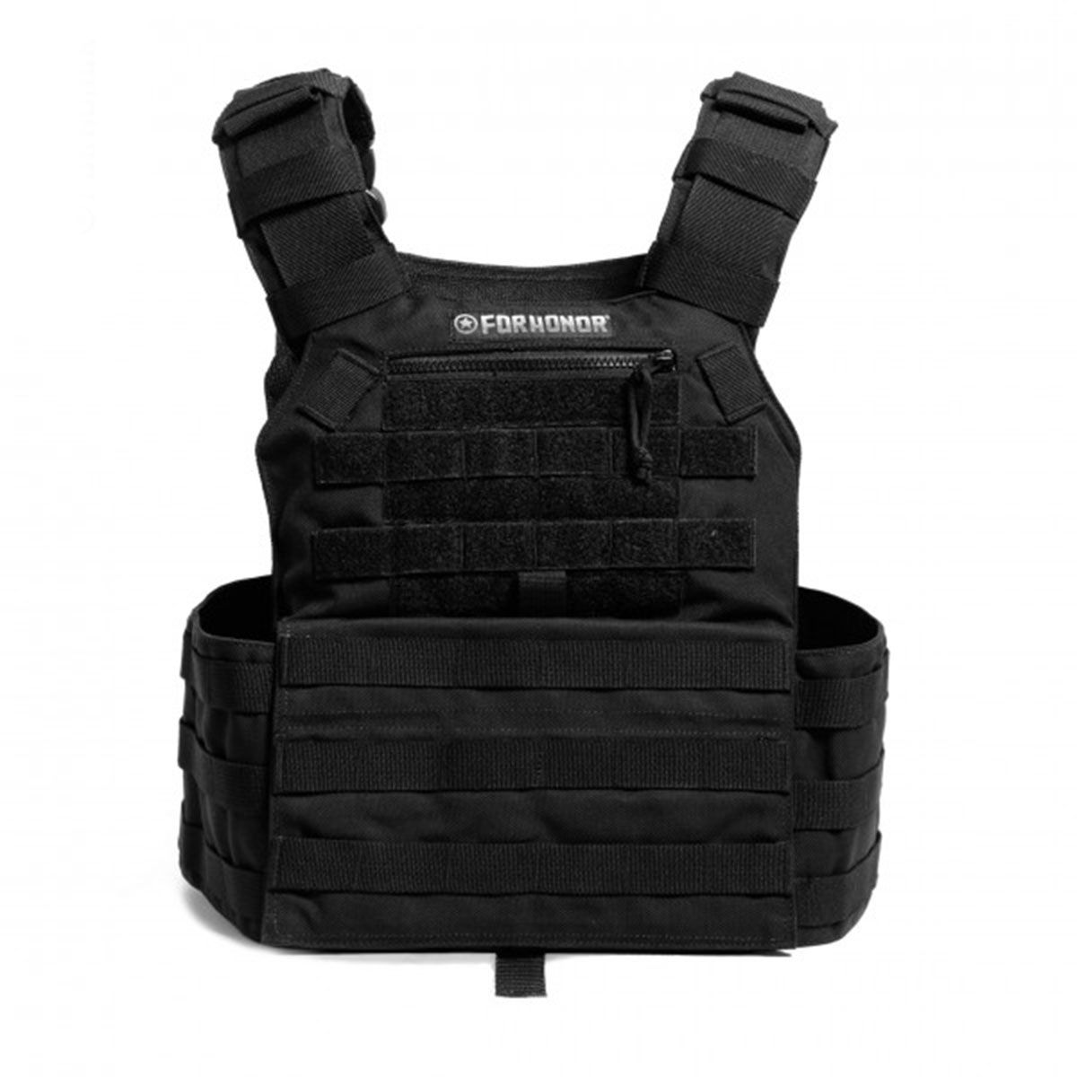 Colete Tático For Honor Plate Carrier Preto
