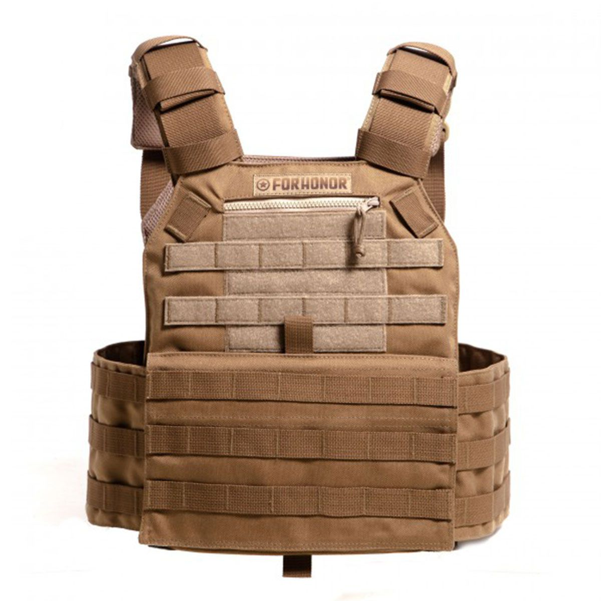 Colete Tático For Honor Plate Carrier Coyote