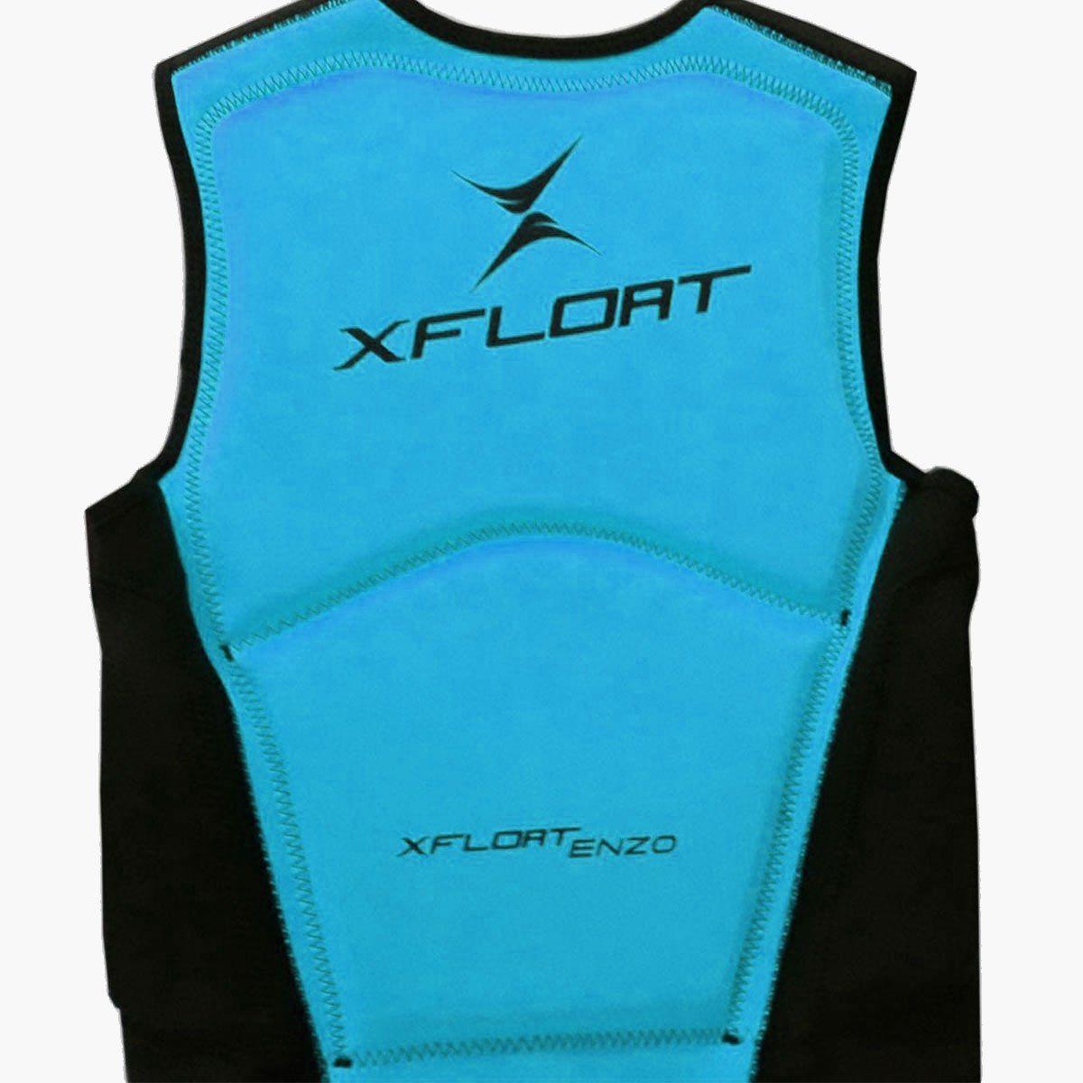 Colete Salva Vidas Homologado XFloat Enzo Azul