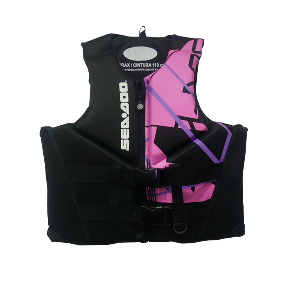 Colete Sea-Doo Neoprene Freedom Rosa