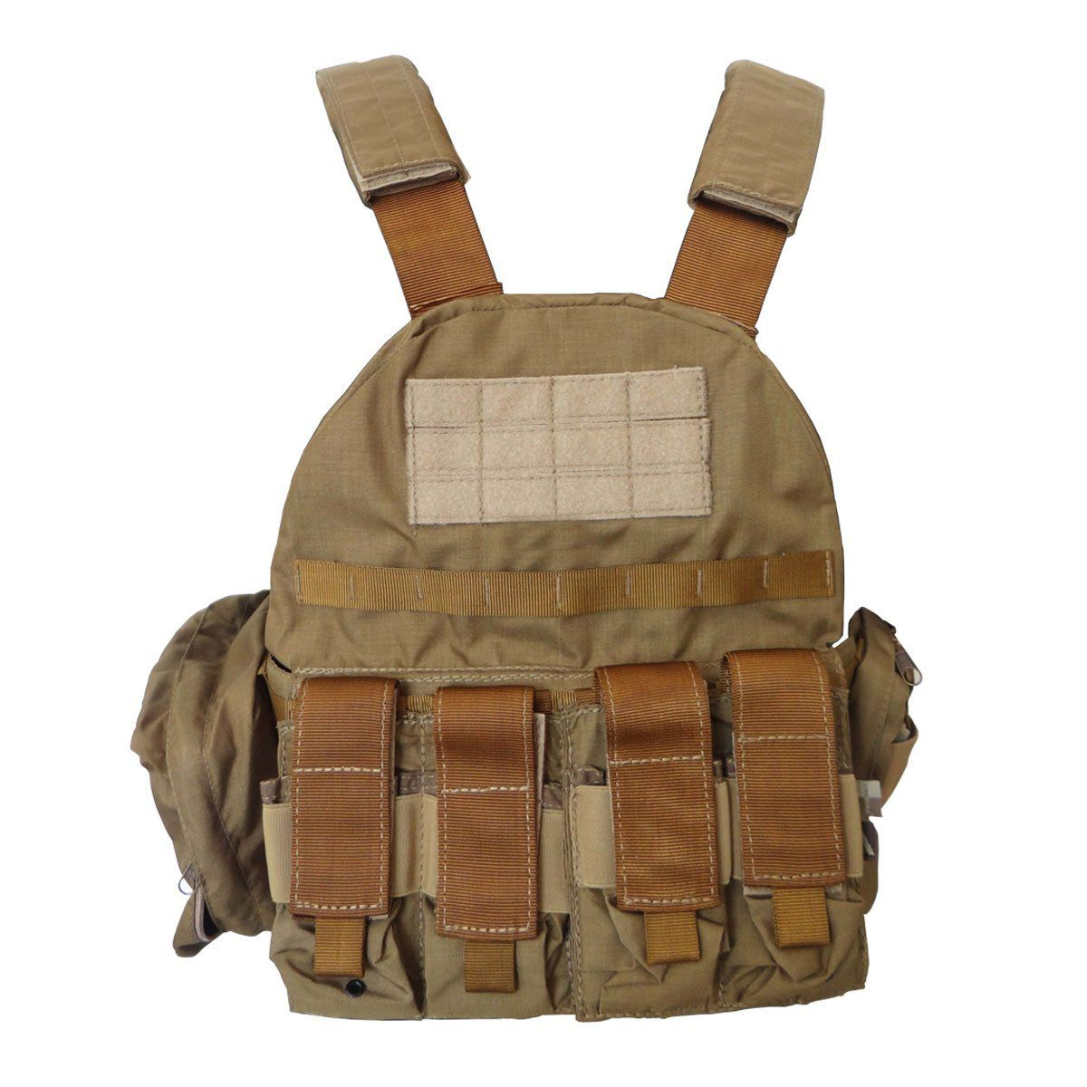 Colete Tático Dacs Plate Carrier