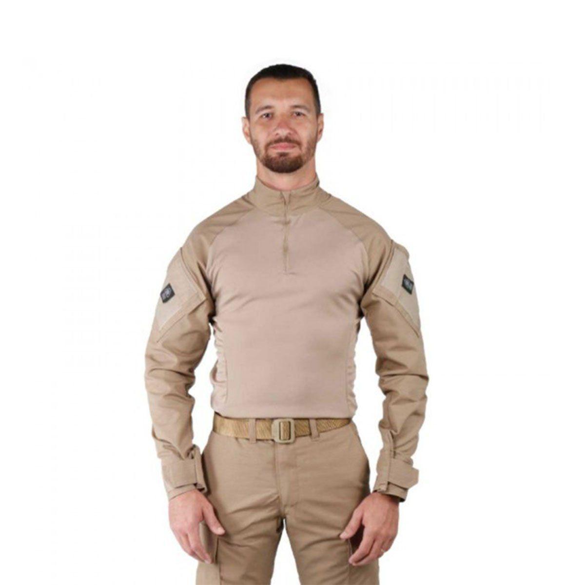 Combat Shirt Belica 13 Caqui