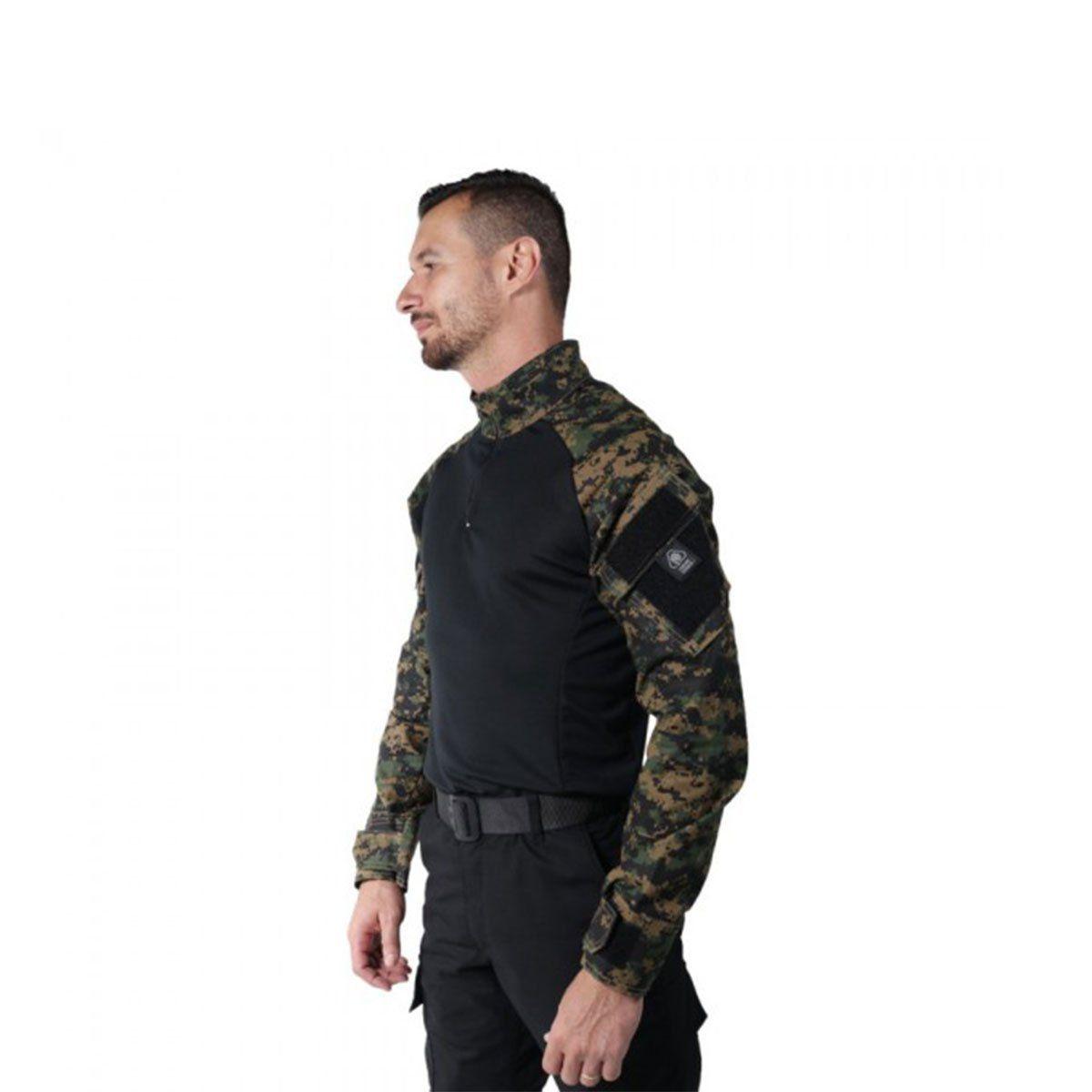Combat Shirt Belica 54 Digital Marpat