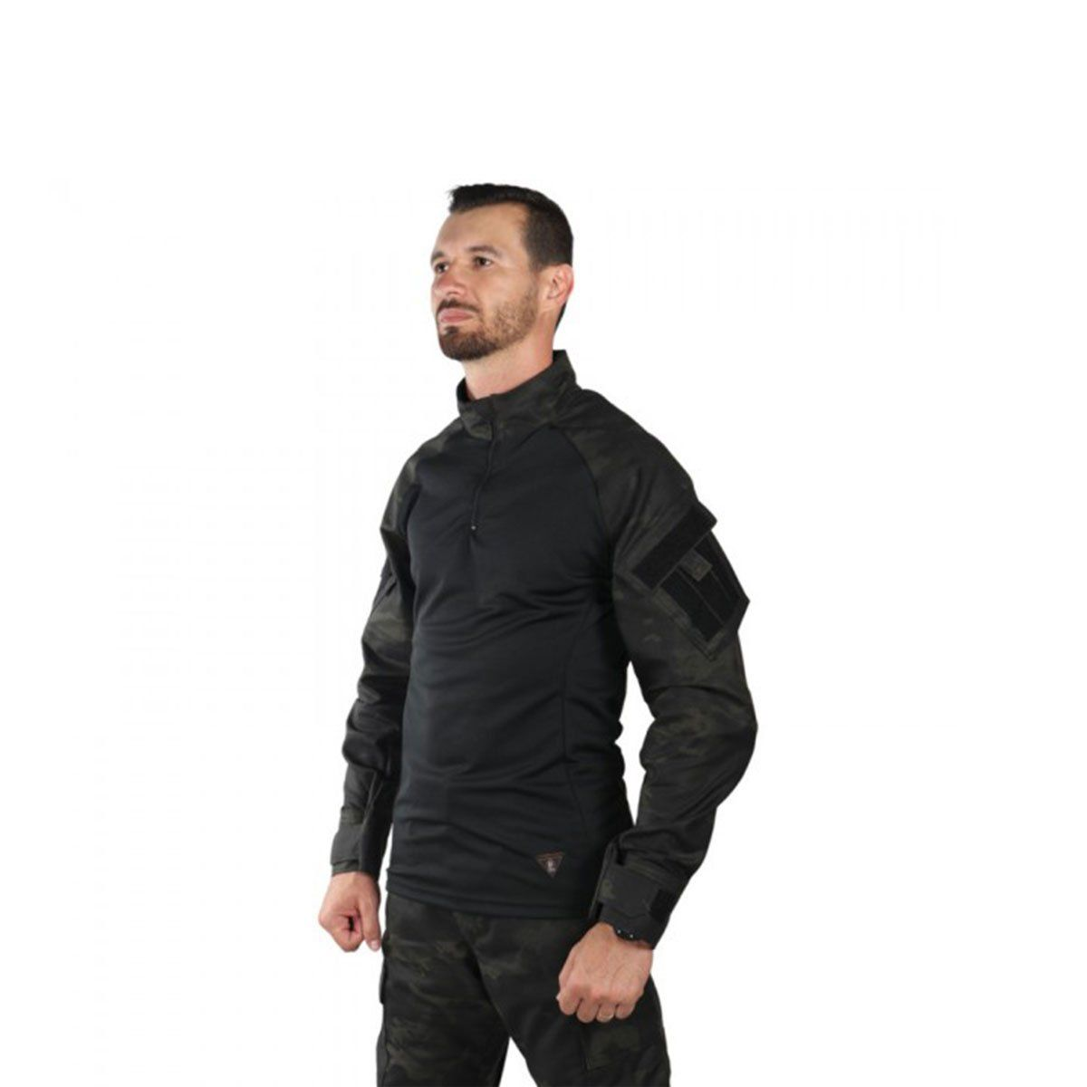 Combat Shirt Belica 70 Multicam Black