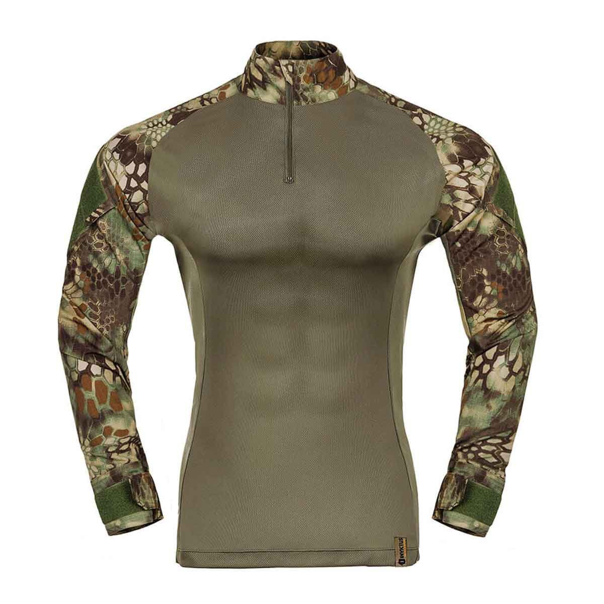 Combat Shirt Invictus Raptor Cam Kryptek Mandrake