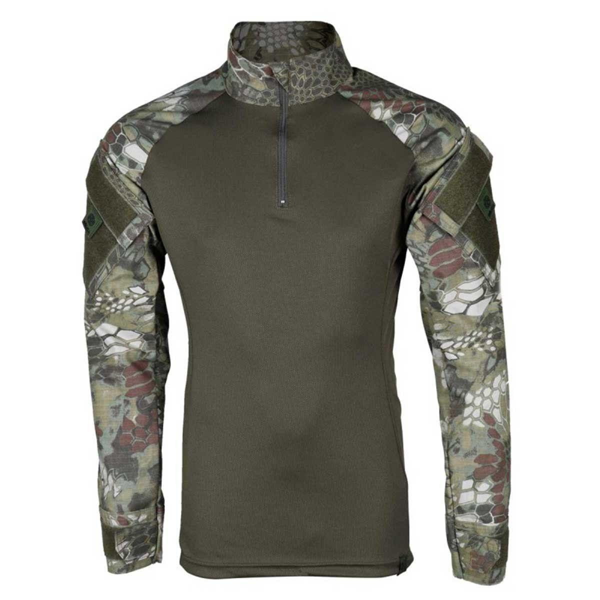 Combat Shirt Steel Bélica Kryptek 118-Mandrake