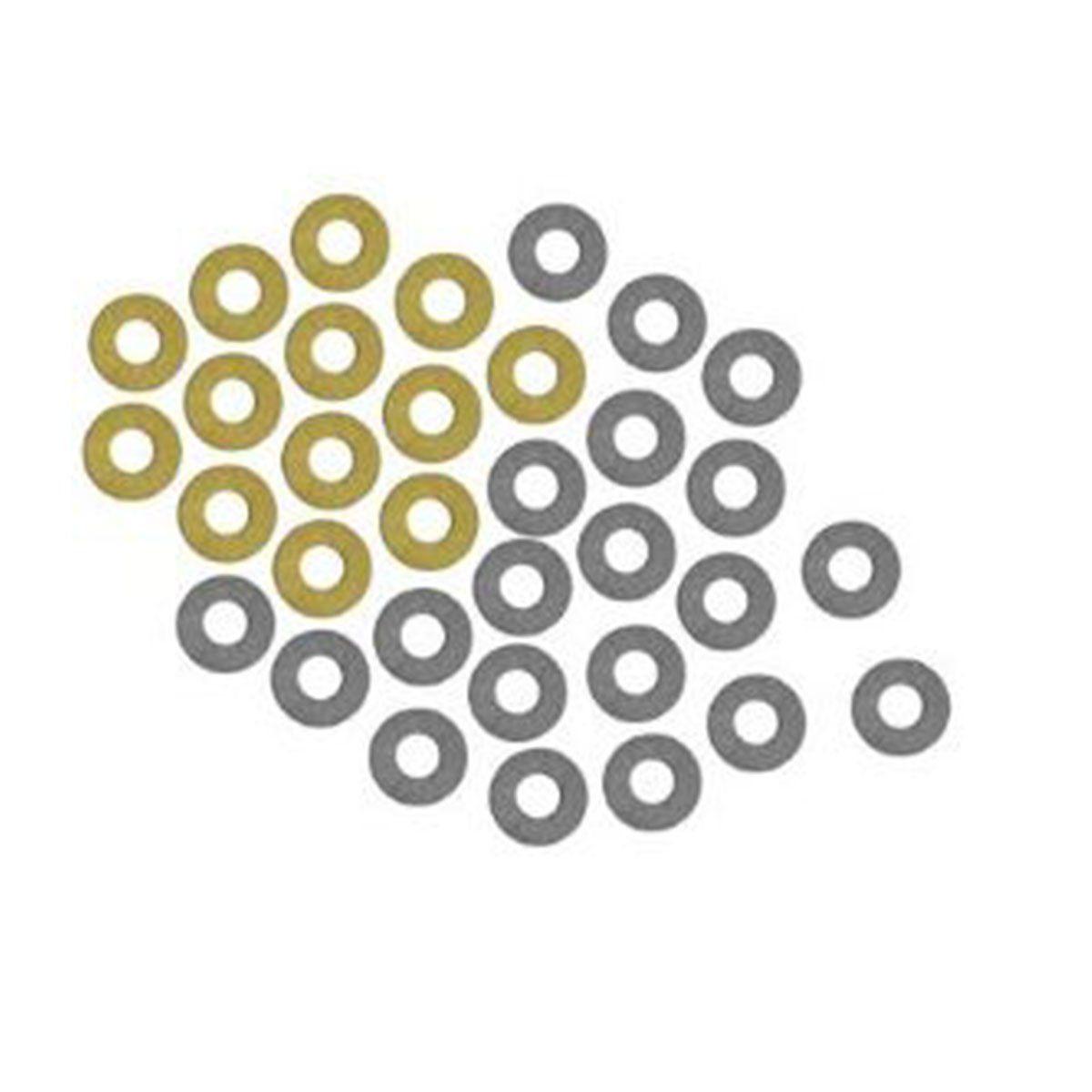 Conjunto de Calços para Engrenagens ( Shims )