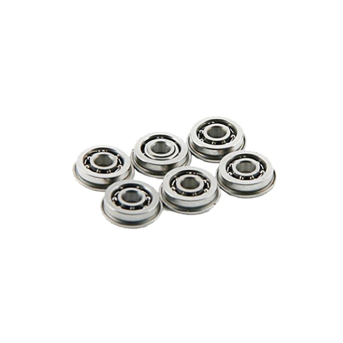 Conjunto de Rolamento 7mm Aço Inox 6 Unidades Taitus