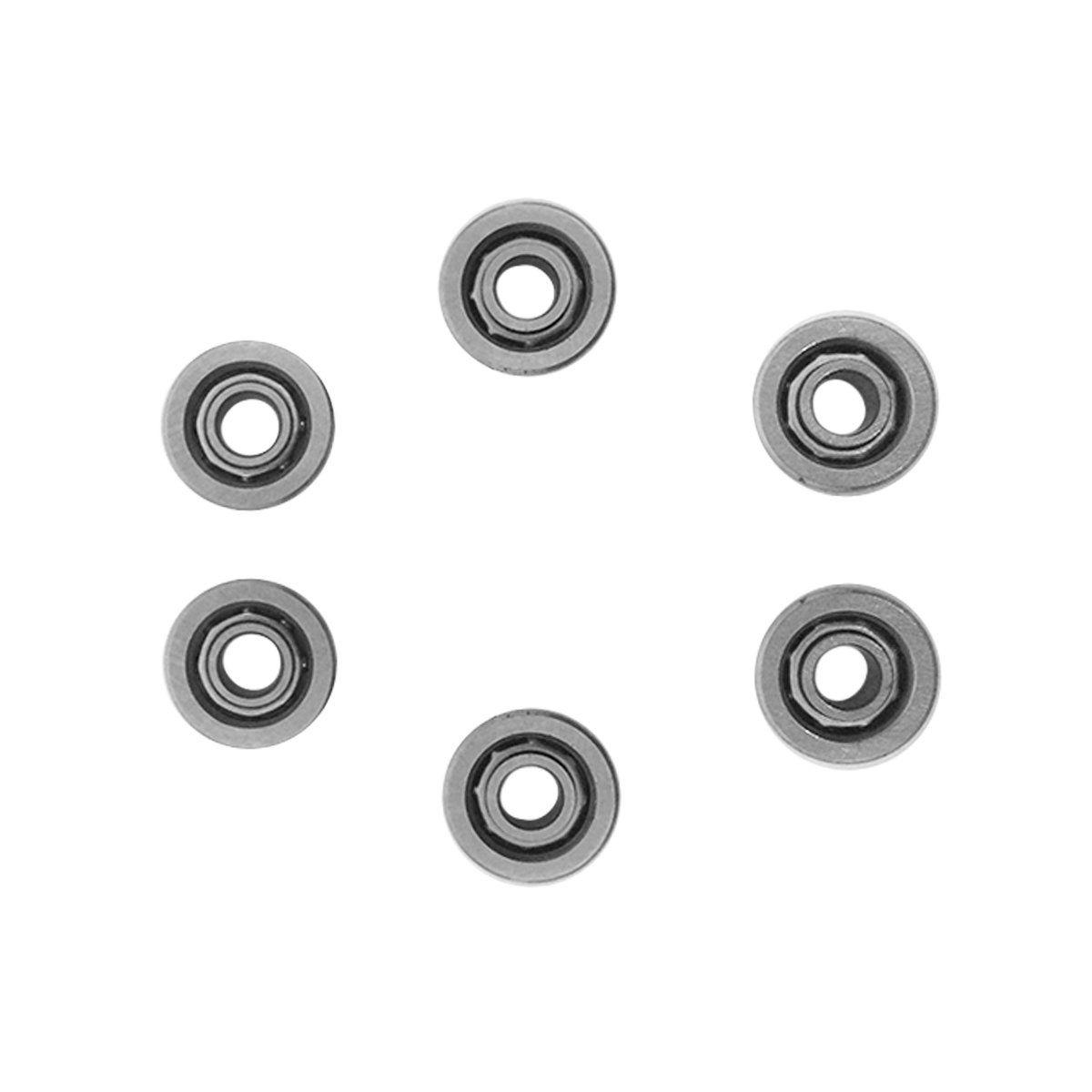 Conjunto de Rolamento em Aço Inox 9mm Taitus