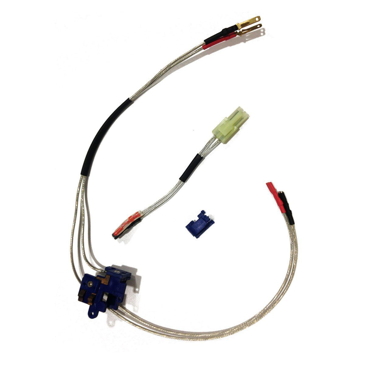 Conjunto Fiação com Chave Element Gearbox V2 Saída Frontal