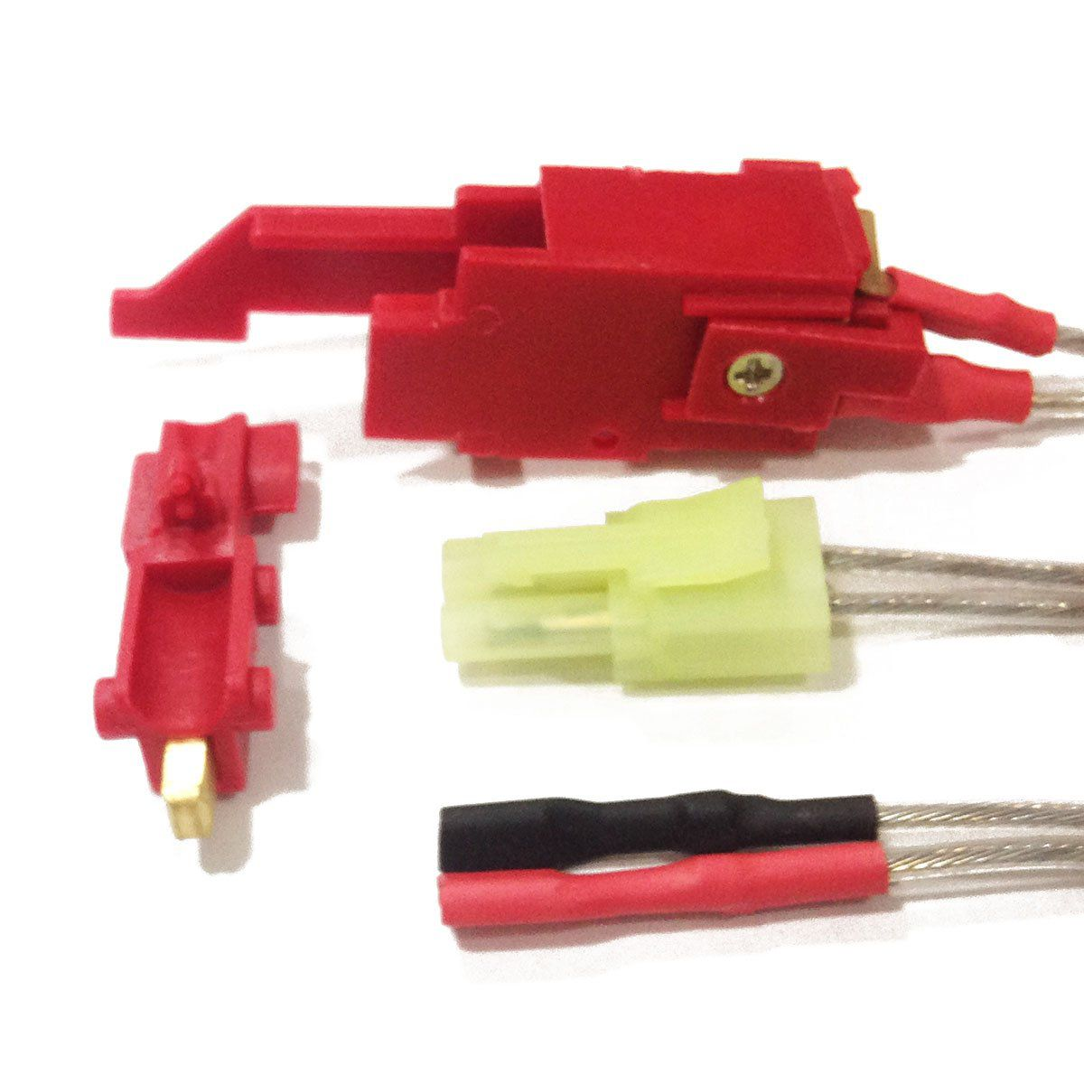 Conjunto Fiação com Chave Gearbox V3 Saída Traseira Element