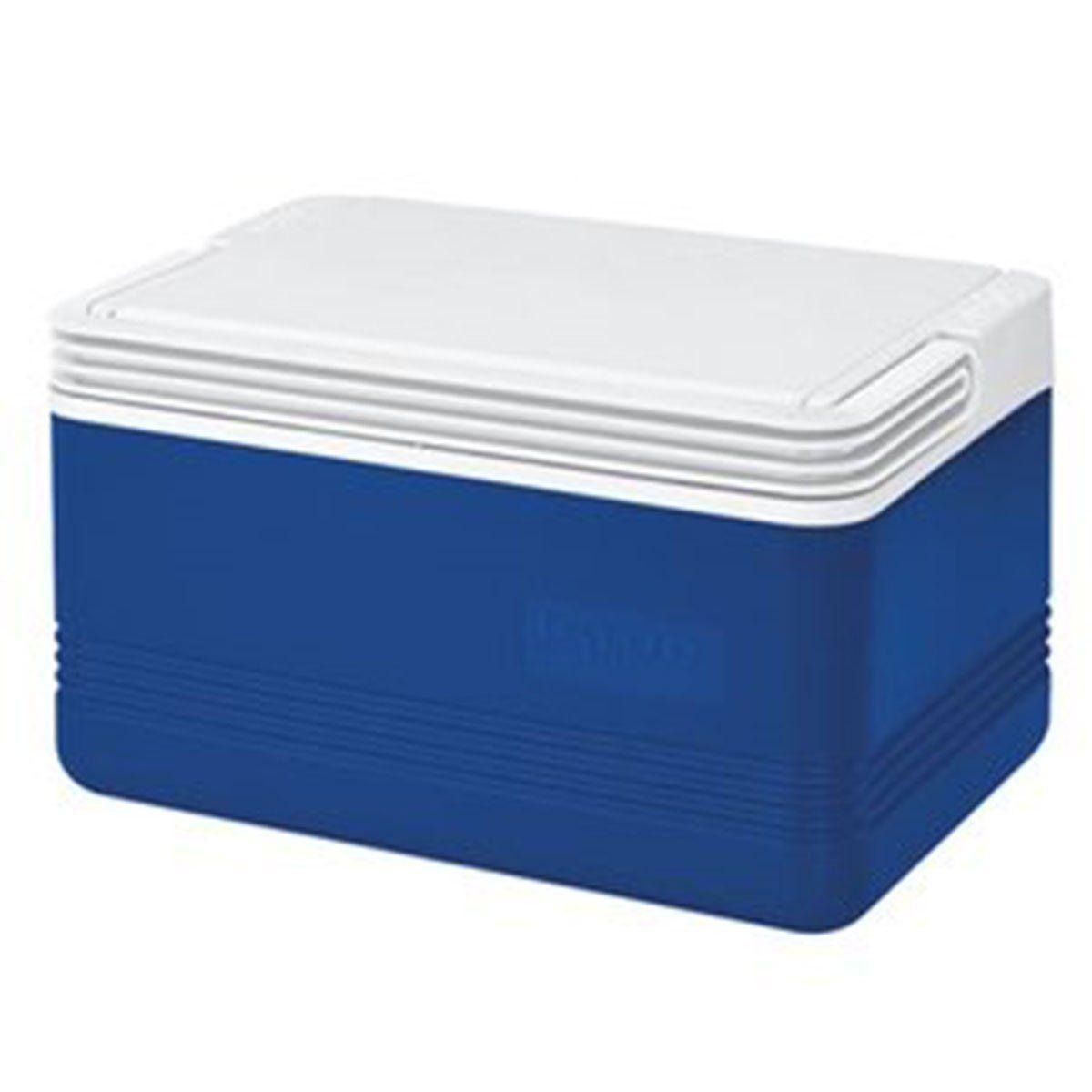 Caixa Térmica Nautika 4 Litros Legend 6 Azul