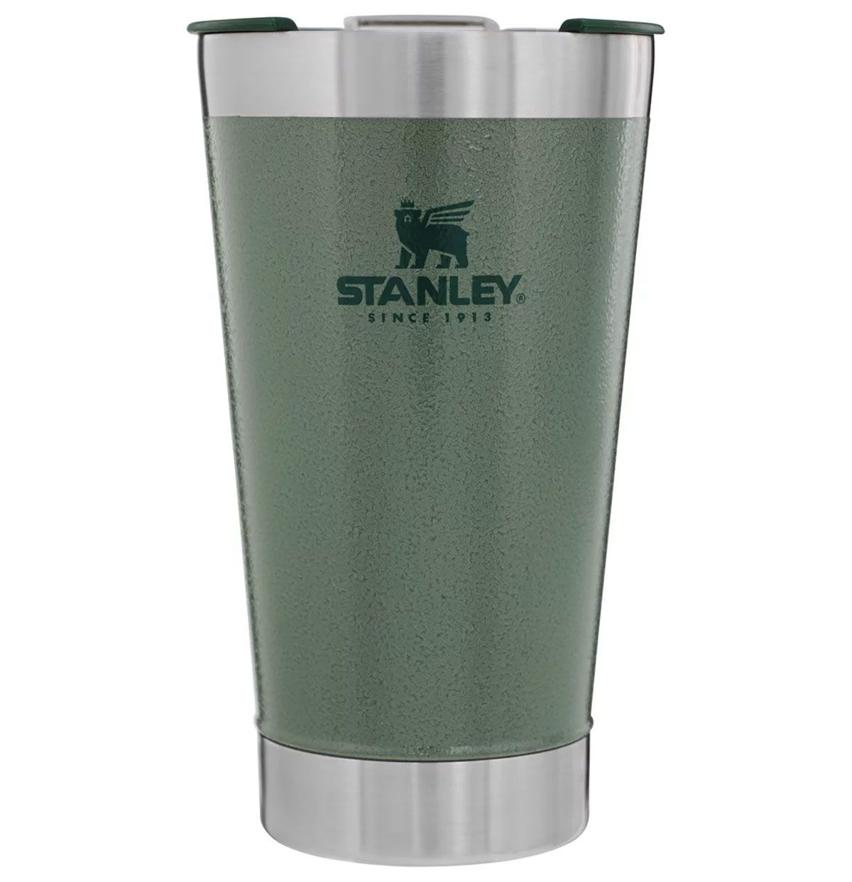 Copo de Cerveja Térmico com Tampa Stanley Green 473ml