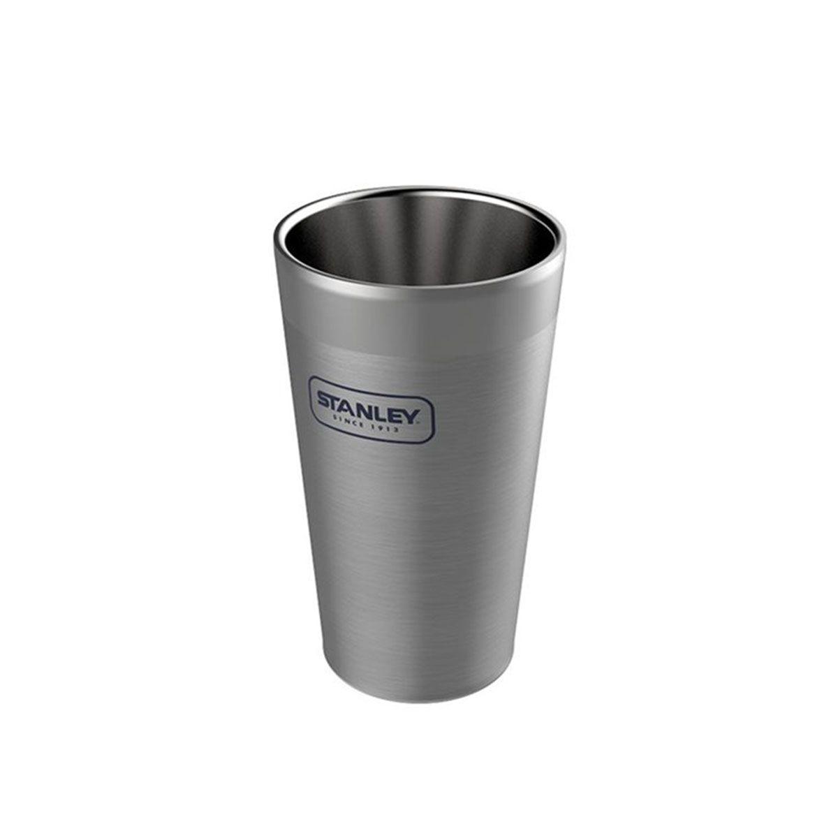 Copo Térmico de Cerveja Sem Tampa Inox 473ML Stanley
