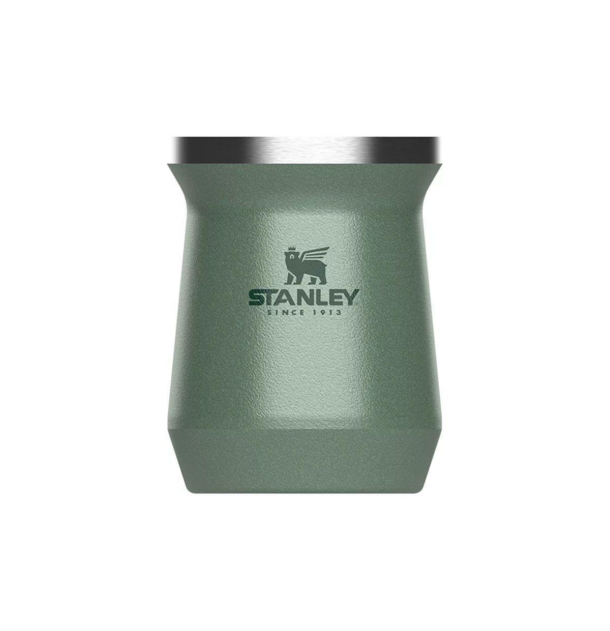 Cuia Térmica Stanley Green Classic Mate 236ml