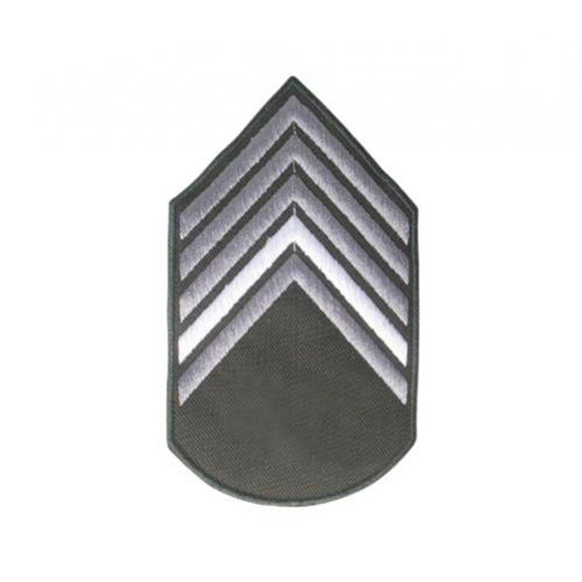 Divisa Bordada 2 SGT. Material Belico
