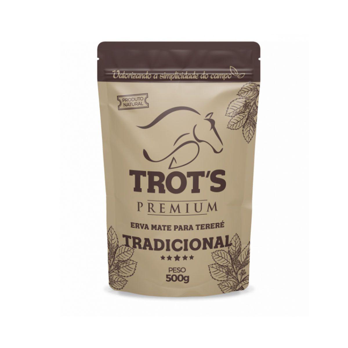 Erva Mate Trot's para Tereré Tradicional 500g