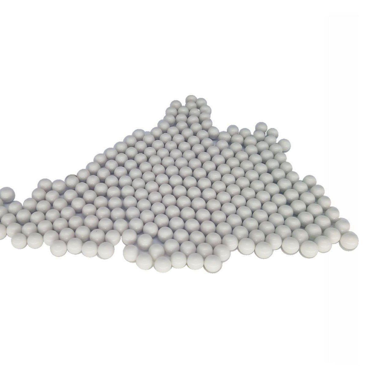 Esferas Plásticas BBs Bio Attack Calibre 6mm 0,40g 2000un