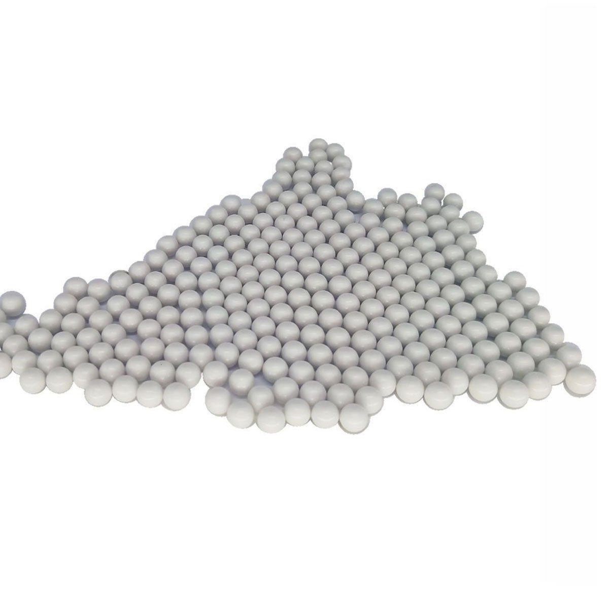 Esferas Plásticas BBs Bioval 6mm 0,20g 5000un