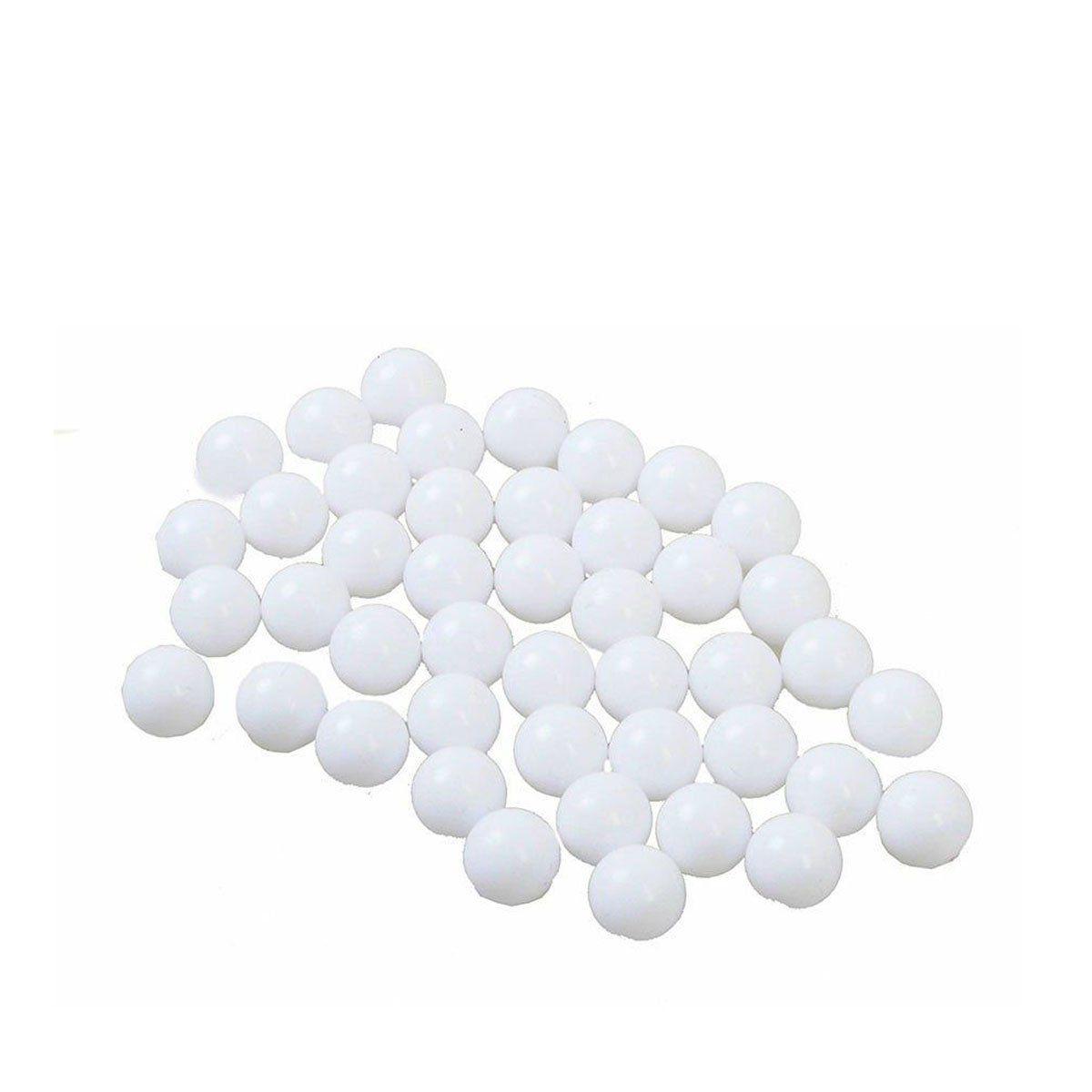 Esferas Plasticas BBs Spartan Calibre 5,95mm 0,20g - 5000 Unidades