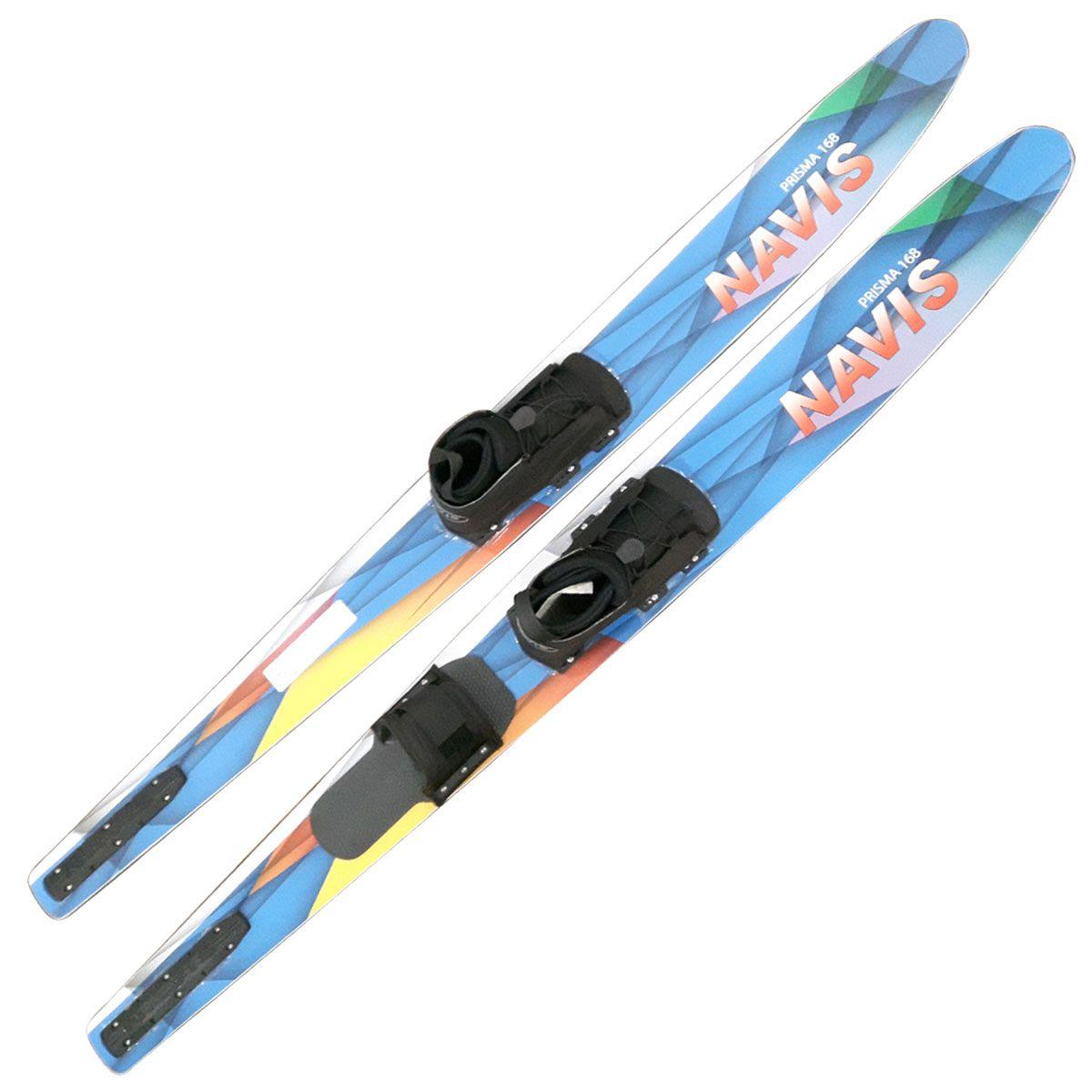 Esqui Prisma 168 Com Botas Navis