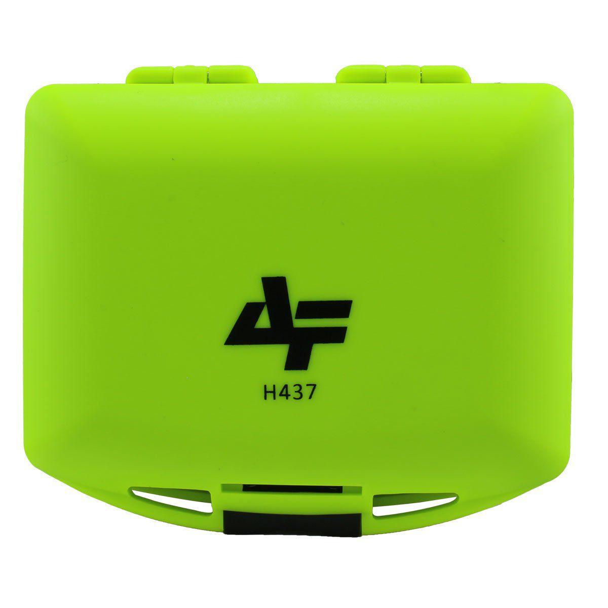 Estojo Albatroz  H437 Dupla Face Com Trava de Segurança