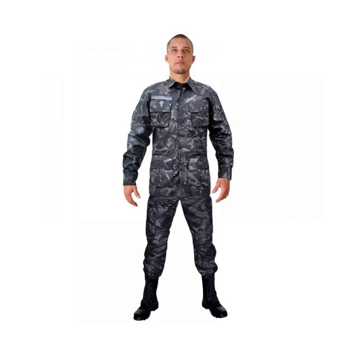 Farda Combate Ripstop Camuflada Petroleo M