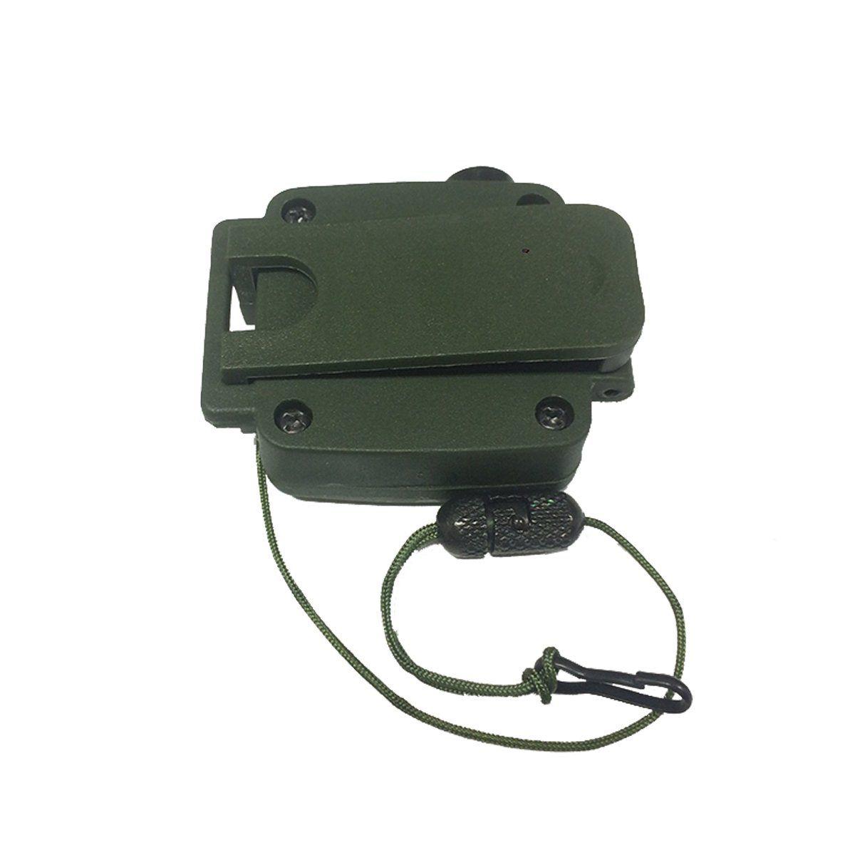 Fiel Retr?til P/ Pistola de Airsoft C/ Estrela Verde Bravo