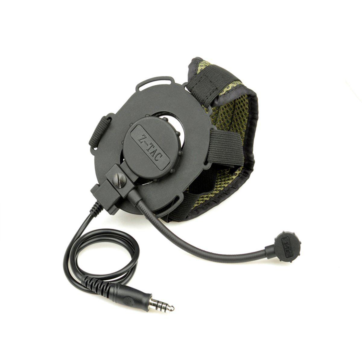 Fone Com Microfone Para Rádio Comunicador Z029 Ztac