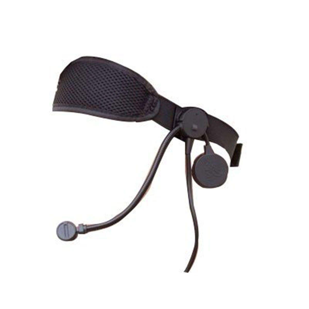 Fone com Microfone para Rádio Comunicador Z043 BK ZCobra Tectical Headset