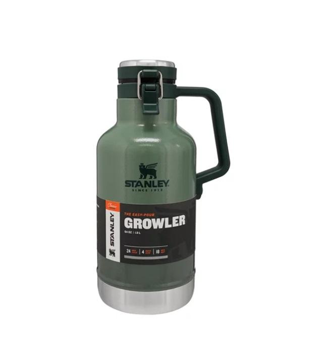 Garrafa Térmica Stanley Classic Vaccum Growler 1,9L - Green